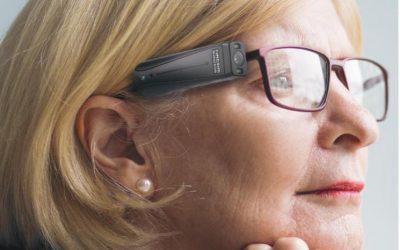 Mobile Sehhilfe für Blinde und Sehbehinderte