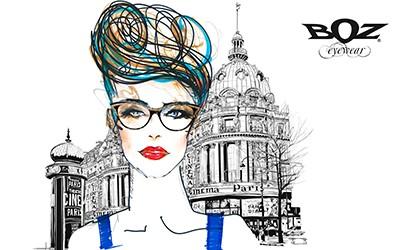 Französische Brillenmode trifft auf echte Gaumenfreude