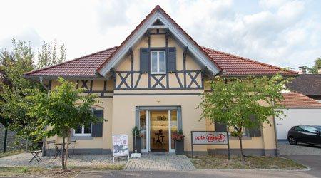Optik Nosch Standort in Breisach