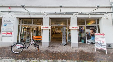 Optik Nosch Filiale in Donaueschingen