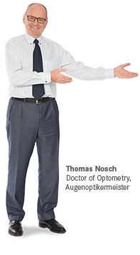 Doktor in Optometrie Thomas Nosch