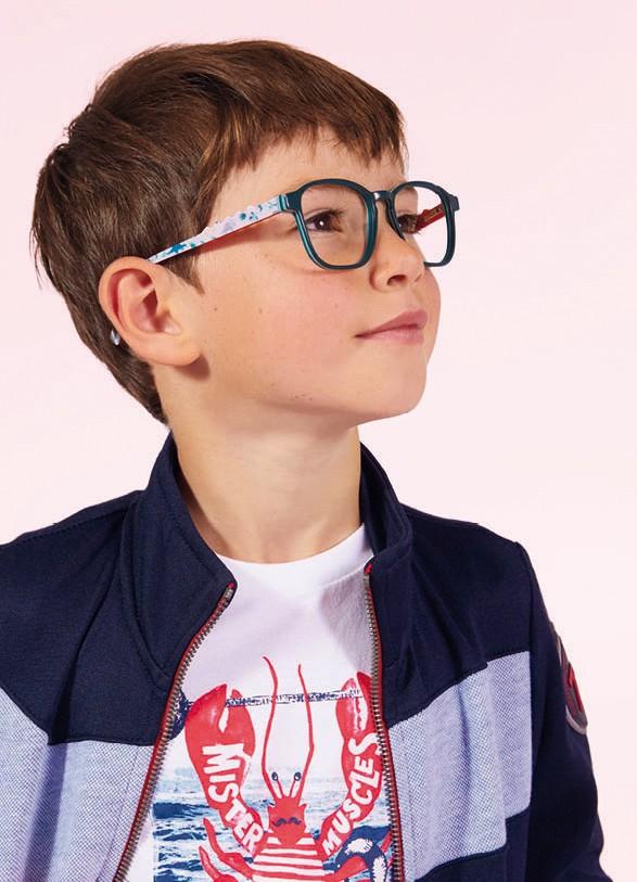 Exklusive Vorstellung neuer Kinderbrillenmode in Donaueschingen