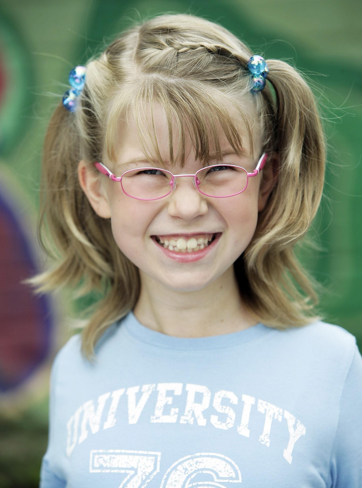 Kinderbrillen für Mädchen