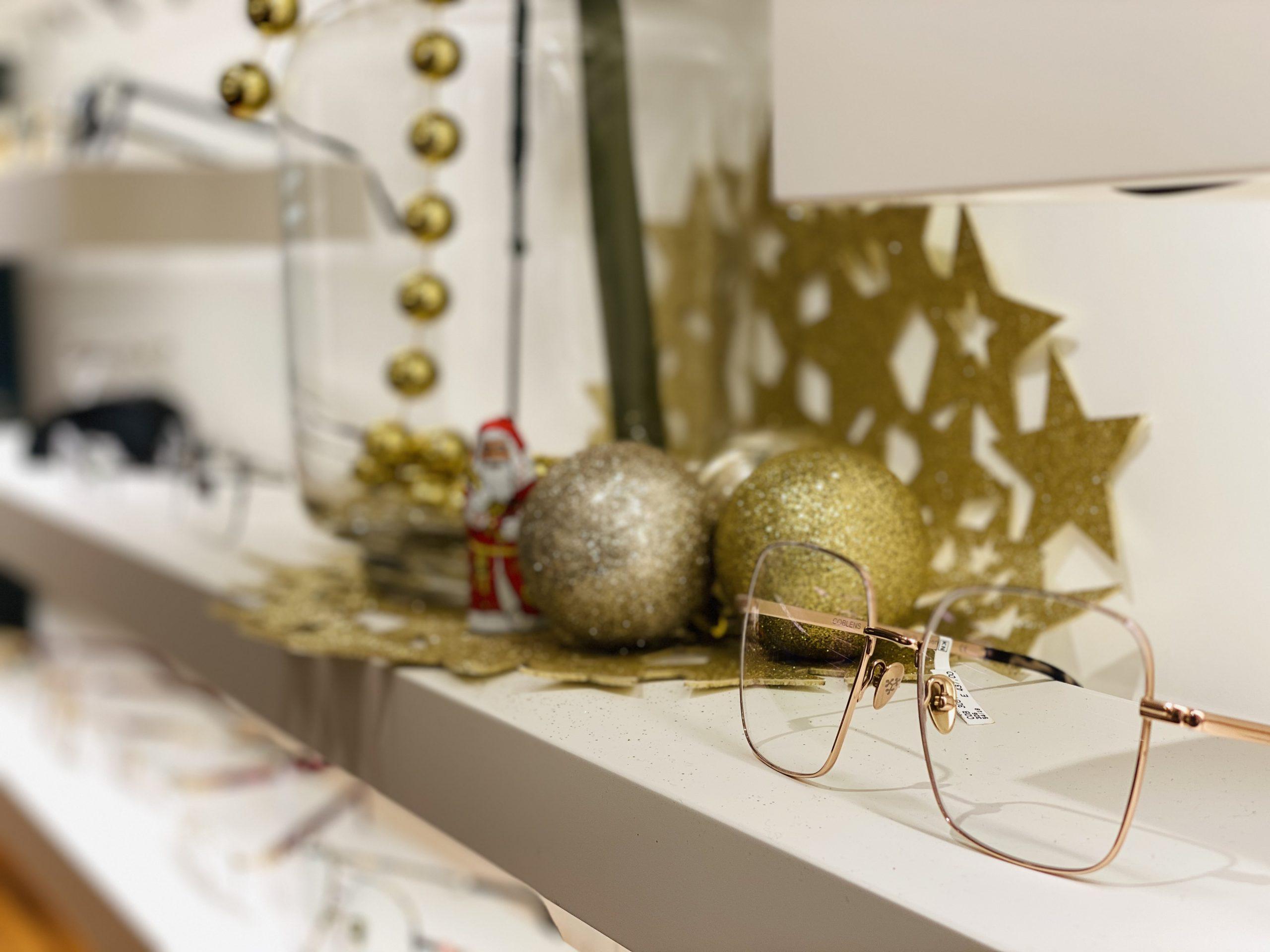 weihnachten brille coblens